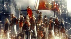 Un manga pour Final Fantasy Type-0
