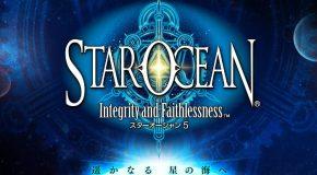Star Ocean 5 se confirme !