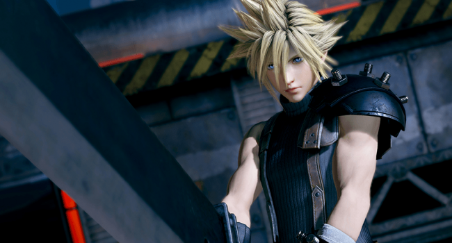 Cloud Strife dans Dissidia Final Fantasy