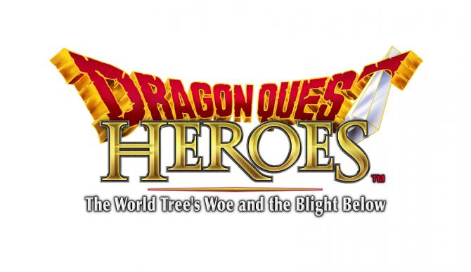 Dragon Quest Heroes - Annonce pour l'europe