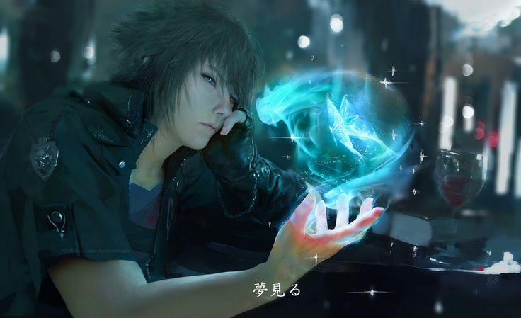 FF15 - Noctis - Final Fantasy XV