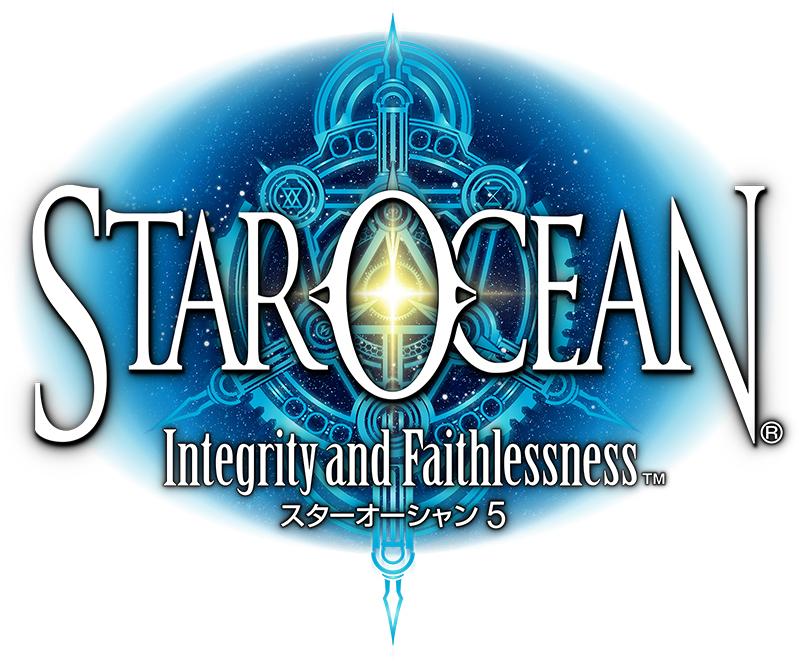 Logo Star Ocean 5