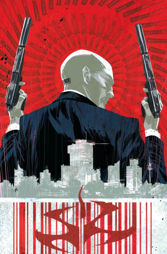 Un Comics pour l'Agent 47, Hitman