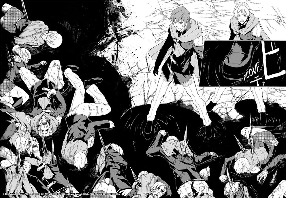 Final Fantasy Type-0 Manga