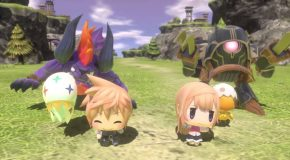 [E3] Nouveau jeu : World of Final Fantasy