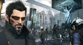 Nouveaux visuels pour Deus Ex : Mankind Divided