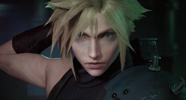 FF7 Gameplay Trailer PS4 - Final Fantasy VII