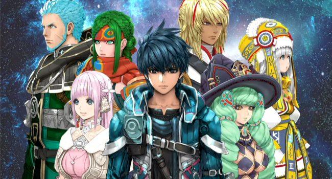 Star Ocean 5 - Trailer Jump Festa