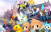 World of Final Fantasy Jump Festa 2016