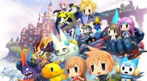 World of Final Fantasy se dévoile avec un trailer !