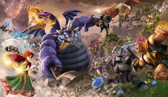 Dragon Quest Heroes II : Trailer