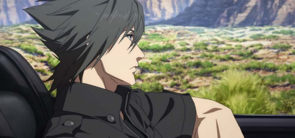 Brotherhood Final Fantasy XV - FF15 animé manga