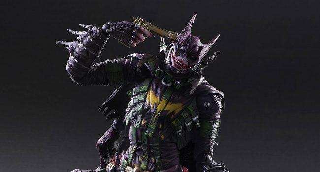 Batman x Joker Figurine Play Arts