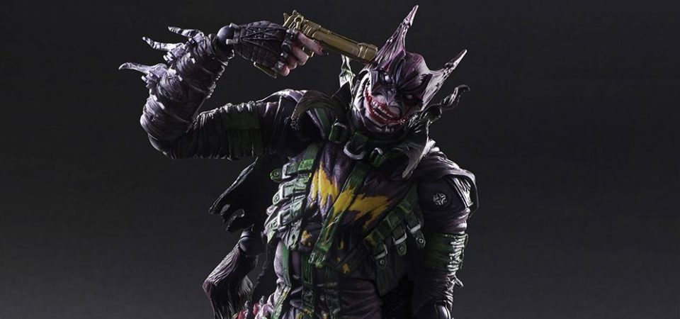 Batman x Joker Figurine Play Arts