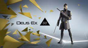 Deus Ex GO disponible en promotion