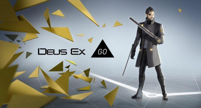Deus Ex GO - mise à jour et réduction de 60%
