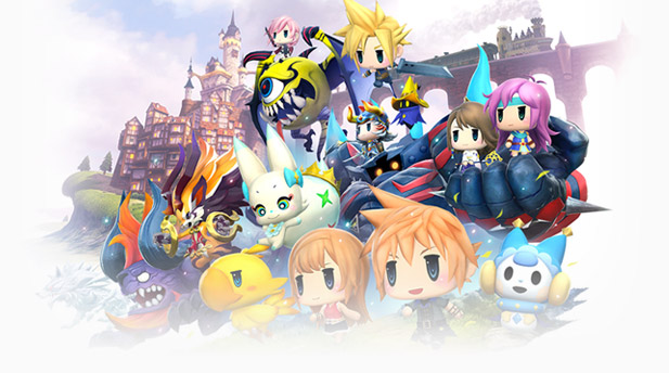 Square Enix Ocean – Final Fantasy, Kingdom Hearts