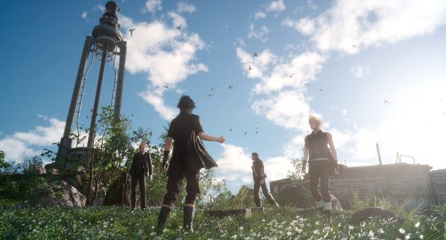 Final Fantasy XV - Trailer very long