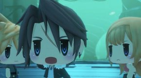 World of Final Fantasy : Trailer de lancement