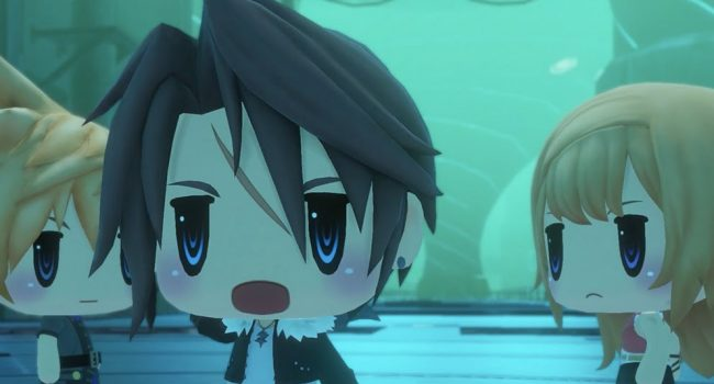 World of Final Fantasy - Trailer de lancement
