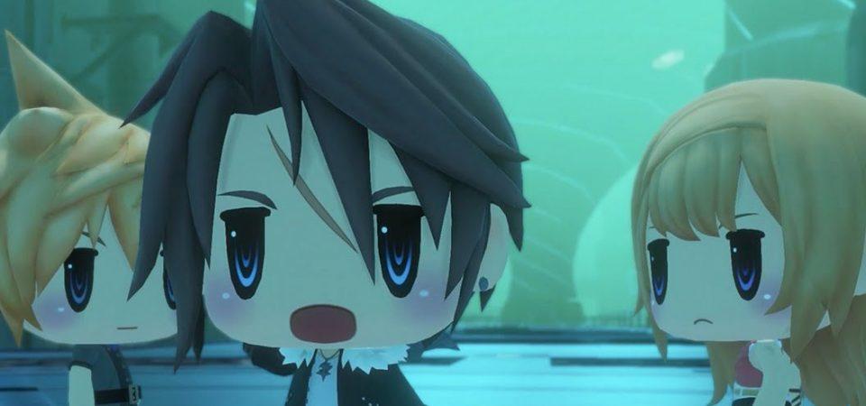 World of Final Fantasy - Trailer de lancement