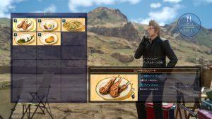 FF15 - Cuisine