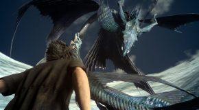FFXV : Leviathan se dévoile en images