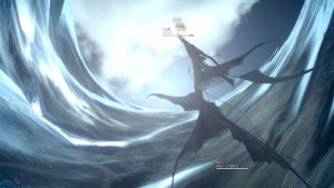Chimere Leviathan dans Final Fantasy 15