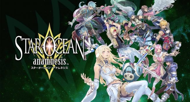 Star Ocean Anamnesis sur mobile