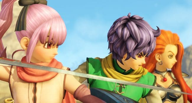 Dragon Quest Heroes 2 - Trailer Tommy Olivier