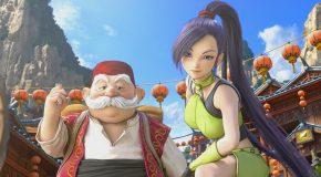 Dragon Quest XI: de nouvelles images PS4 et 3DS