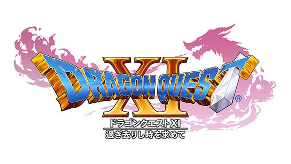 Dragon Quest XI - Logo DQ11