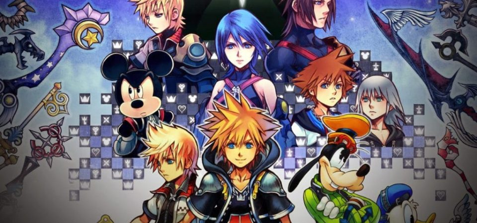 kh 1.5 & 2.5 hd remix ps4