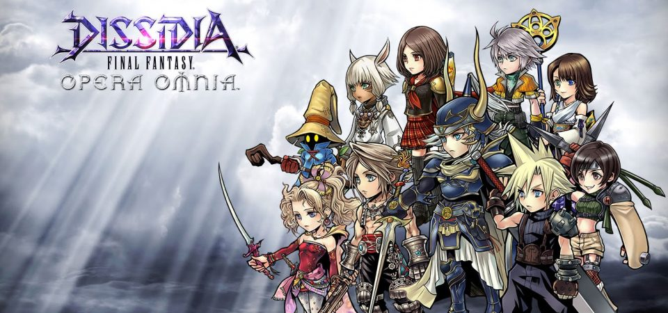 Dissidia FF Opera Omnia FFX
