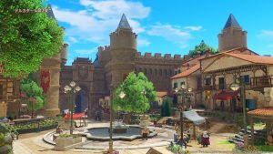 Dragon Quest XI - Gameplay Image