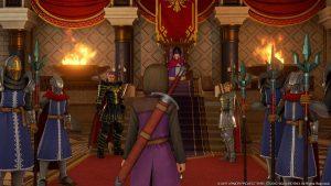 DQXI - Gameplay Image