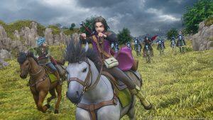 DQ11 - Gameplay Image