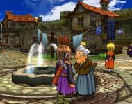 DQ11 3DS gameplay