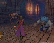 DQXI Gameplay PS4