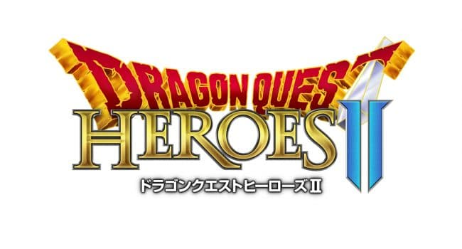 Logo DQ Dragon Quest Heroes 2