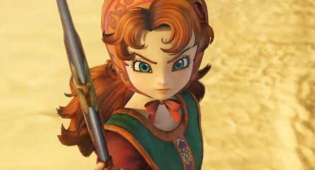 Dragon Quest Heroes 2 - Trailer