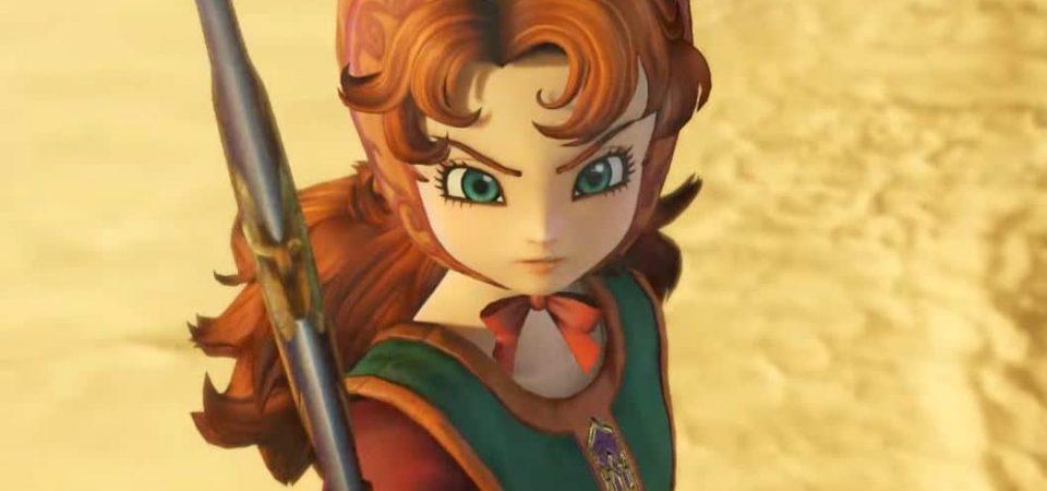 Dragon Quest Heroes 2 - Trailer
