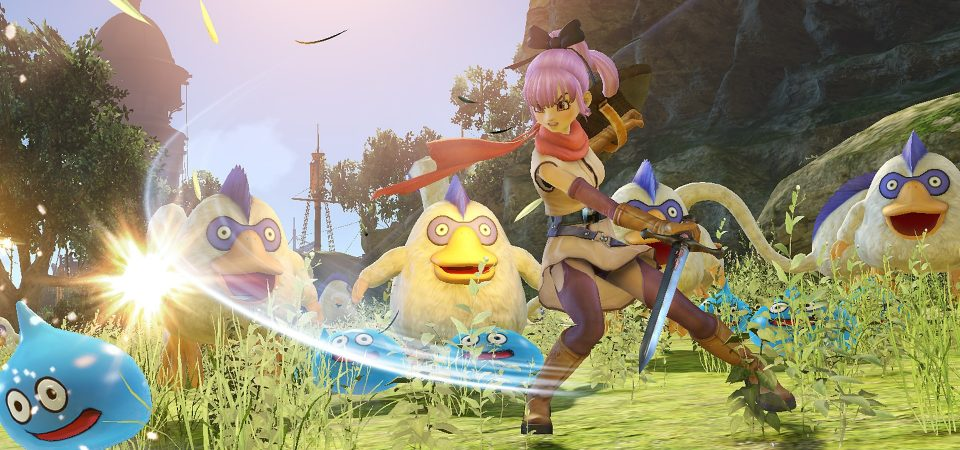 Dragon Quest Heroes 2 - Trailer gameplay