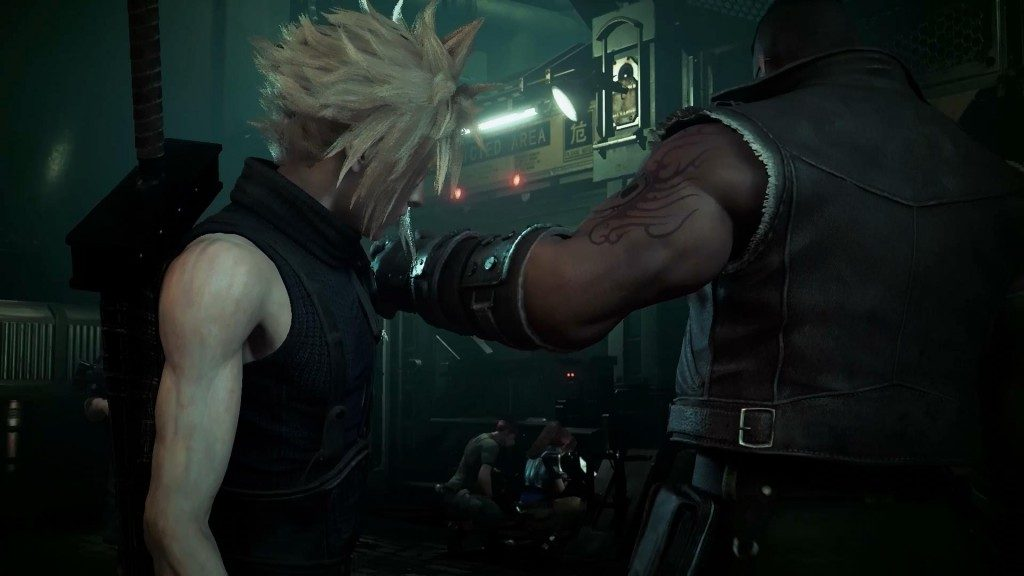 Final Fantasy VII Remake - FF7 PS4