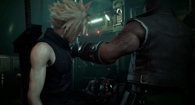 Final Fantasy VII Remake - FF7 PS4