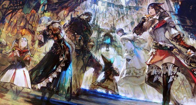 Final Fantasy XIV : gratuit jusqu'au level 35