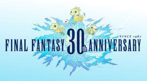 30 ans de Final Fantasy en vidéo