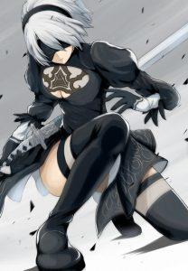 NieR automata - 2B Sexy