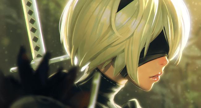 Nier automata sur PS4 et Steam