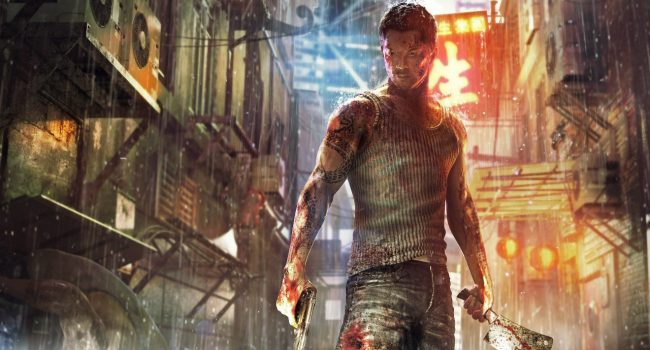 Sleeping Dogs avec Donnie Yen le film